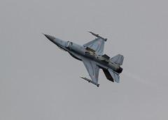 Polish F-16C #2 (JDurston2009) Tags: riat riat2016 royalinternationalairtattoo royalinternationalairtattoo2016 31blt airdisplay f16 f16c f16fightingfalcon lockheedmartinf16cfightingfalcon polishairforce raffairford royalinternationairtattoo airshow