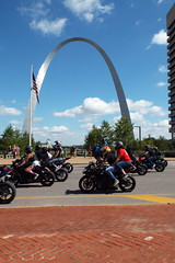 DSCF3547 (dishfunctional) Tags: st louis arch courthouse jefferson expansion memorial nps national park motorcycle