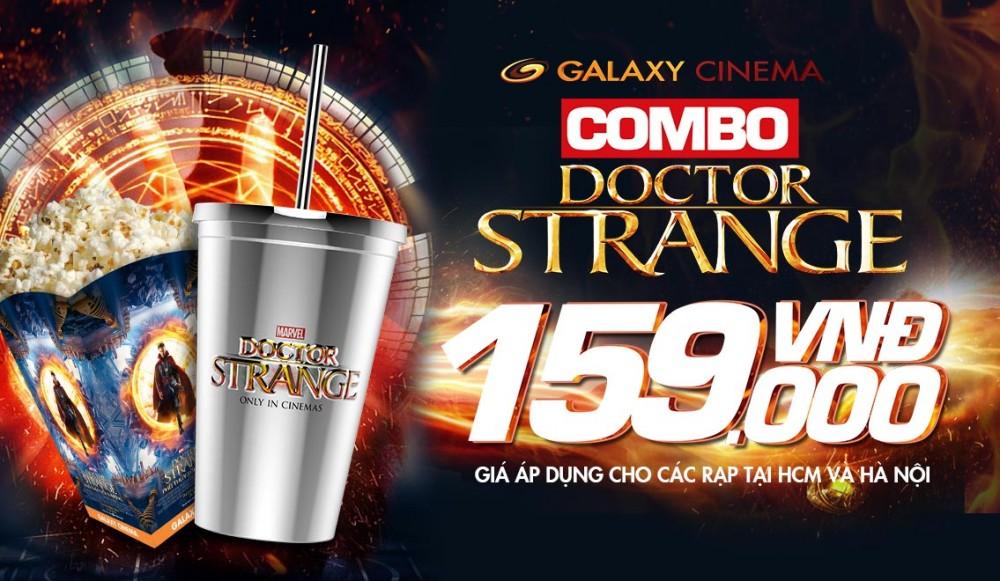 Mua Ngay Combo Dr Strange - Cùng Bác Sỹ Kỳ Lạ Giải Cứu Thế Giới