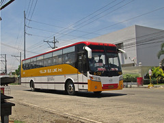 Yellow Bus Line A-72 (Monkey D. Luffy 2) Tags: hino mindanao bus photography philbes philippine philippines enthusiasts society
