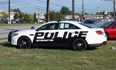 Ford Taurus Police Interceptor Demonstrator - DSC01074 (primemover88) Tags: ford ky police crossroad taurus dealer interceptor frankfort demonstrator
