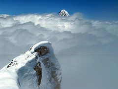 EXPLORED Aug 31, 2012 #105Flat  ,,,,from g2 summit , k2  8611 mt (TARIQ HAMEED SULEMANI) Tags: summer tourism colors trekking canon culture sensational tariq blueribbonwinner skardu digitalcameraclub supershot anawesomeshot concordians sulemani tariqhameedsulemani