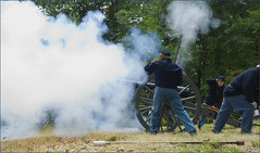 Cannon Demonstration -- 150th Anniversary of t...