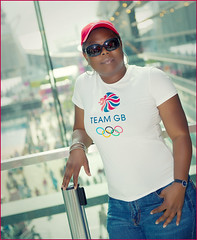 Team GB (Calvin J.) Tags: summer portrait england london nikon bokeh crossprocessing nik nikkor olympicgames westfieldmall teamgb 2470mmf28 colorefexpro sb900 d3s