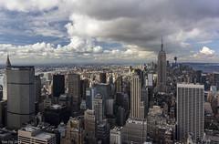 Lower Manhattan (Arathrael) Tags: newyork manhattan rockefellercenter topoftherock observationdeck