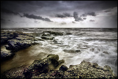Rush (Sal Virji (Sal's Marine) on / off) Tags: ocean sea seascape water rocks rush d7000 salsmarine