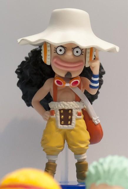 「キャラホビ2012」大量海賊王商品情報圖