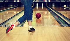 mark it 8, dude (Jen MacNeill) Tags: game sport ball fun alley shoes pennsylvania bowl pins retro pa lane bowling lancaster leisurelanes