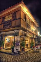 Max's at Vigan (Nukie13) Tags: longexposure food colors canon vintage philippines oldhouse filipino vigan friedchicken hdr maxs ilocossur maxsrestaurant 3brackets 5d2 orayts nuk13 funtasticphilippines