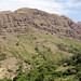 I profili rocciosi dell'Alto de Gualanday