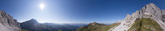 Prttigau Panorama 360  100 (biologo) Tags: panorama alps alpes switzerland alpen alpi hugin graubnden rtikon drusenfluh centraleasternalps easternalps girenspitz kirchlispitzen rhtikon