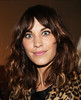 Alexa Chung Marc Jacobs at Mercedes-Benz New York Fashion Week Spring/Summer 2013