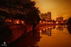 dusk of jingjiang river (zhongjianren76) Tags: