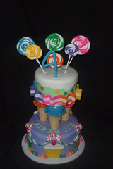 "Icr cream cones and suckers cake • <a style=""font-size:0.8em;"" href=""http://www.flickr.com/photos/60584691@N02/7977116206/"" target=""_blank"">View on Flickr</a>"