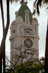 a1978-07-08 (mudsharkalex) Tags: hawaii oahu honolulu honoluluhi alohatower