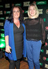 Trish Murphy and Hazel Roche at the Jameson Launch Party for the Hot Press Yearbook 2012 at The Workman's Club,Dublin..Picture Brian McEvoy