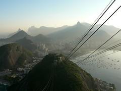 Rio de Janeiro (Pierrick M) Tags: brazil brasil riodejaneiro hill atlantic sugarloaf podeaucar morro urca colline brsil atlantique paindesucre atlntico lgp3