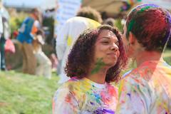 Festival of Color (21 of 49).jpg (bknabel) Tags: color chalk westvirginia krishna hindu holi newvrindaban moundsville festivalofcolors canon5dmkii bradknabel bknabel ©bradknabel