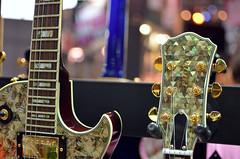 Expomusic 2012 (De Santis) Tags: so paulo sopaulo sp brasil brazil expo music expomusic evento msica instrumentos musicais center norte centernorte expocenternorte fernandodesantis nikon d5100 35mm 18 bokeh guitar guitarra ph