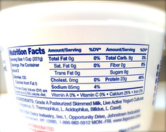 02 Fage Total 0 nutrition info (Stephanie M. Casey) Tags: breakfast greek yogurt fage