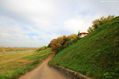 Way to the Autumn [EXPLORED] (gráce) Tags: road autumn fall way nizhnynovgorod