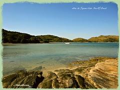 Nessa ilha encantada... (Edsyo Moreira, #UmPaisagista) Tags: brazil rio brasil riodejaneiro de cabo janeiro frio cabofrio sudeste canoeironativo ilhadojapnes