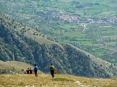 Escursionismo Velino - Il Canalino