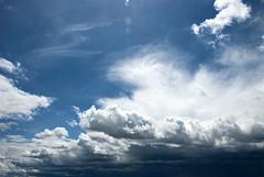 Cloud Watcher's Dream