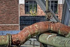 Die Zeche (ma.foto.art) Tags: kohle decay rohr dach industrie zeche grube lostplace rohrleitung kohlegrube