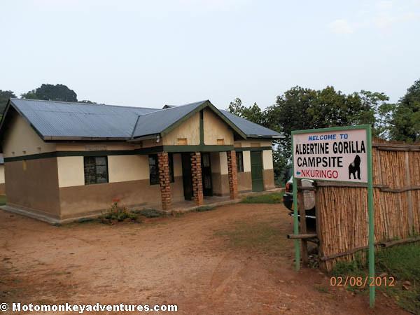 Albertine Gorilla Campsite