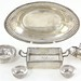 Lot 2001.  (11) Sterling Silver Serving Items
