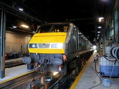 82305 (R~P~M) Tags: uk greatbritain england london train unitedkingdom railway depot wembley dvt markiii chilternrailways dbarriva