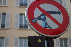 This way to the Eiffel Tower (Kalexander2010) Tags: paris france photography streetphotography capitalcity thestreetsofparis kalexander lesruesdeparis kalexanderphotography