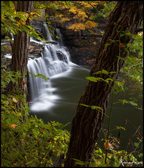 Brush Creek Falls (Marvin Foran Photography) Tags: fallleaves fall waterfall fallcolor falls westvirginia waterfalls canon1740l brushcreekfalls westvirginiawaterfalls canon5dmarkii marvinforanphotography