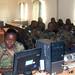 U.S. Army personnel assist Ugandan military