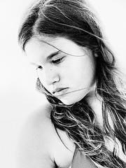 Stella (Paterdimakis) Tags: light portrait people bw white black face kids night children child negre