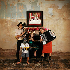 The Itinerant Locals Family Portrait (Studio d'Xavier) Tags: musicians square flamingos zephyr accordian familyportrait eureka princewilliam minstrels 500x500 helicon strobist katemiddleton hip2bsquare theitinerantlocals polkayoureyeout notyourordinaryfamilyportrait zacsmith cherylroorda notyourusualfamilyportrait