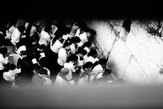 Women of the Wall (bebo82) Tags: blackandwhite bw muro women pentax jerusalem prayer donne biancoenero gerusalemme kotel preghiera pianto pentaxk20d pentaxk20