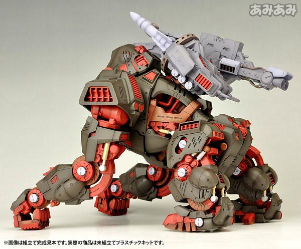 ZOIDS Iron Kong 鐵金剛 強勢出擊!