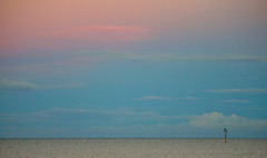 from Boulmer (Ray Byrne) Tags: pink blue sea sky twilight dusk northumberland boulmer raybyrne byrneoutcouk webnorthcouk