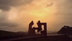 Donostia - Eraikuntza Hutsa (kadege59) Tags: construccinvaca donostia sansebastin euskalherria euskadi baskenland basqecountry spain espaa europe art skulptur