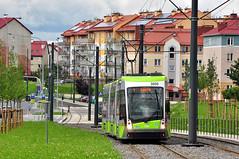 Solaris Tramino S111o #3009 MPK Olsztyn (3x105Na) Tags: solaris tramino s111o 3009 mpk olsztyn