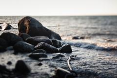 waves (hansekiki ) Tags: rgen ostsee balticsea lohme squeezerlens canon 5dmarkiii