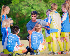 The Goal is That Way (augphoto) Tags: augphotoimagery children kids people soccer sports greenwood southcarolina unitedstates