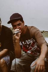 Killa in the mic (Jonathan Fernandes.) Tags: rap nossa conferncia diadema organizao qi submundo90 profeta projeto pandora