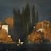 L'île des morts d'A. Böcklin (Kunstmuseum, Bâle)