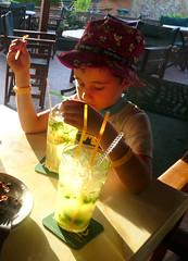 Mojito Time (RobW_) Tags: mojito alex freddiesbar tsilivi zakynthos greece friday 19aug2016 august 2016
