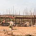 Construction near Turmi