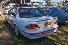 1998 Ford EL Falcon XR8 sedan (sv1ambo) Tags: 1998 ford el falcon xr8 sedan nsw police