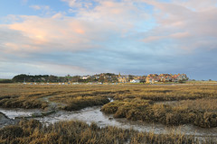 Pale Afterglow, Alnmouth (Marcus Reeves) Tags: landscape sunset seascape northumberland alnmouth alnwick afterglow greatbritain unitedkingdom england